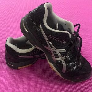 Good condition ASICS shoes
